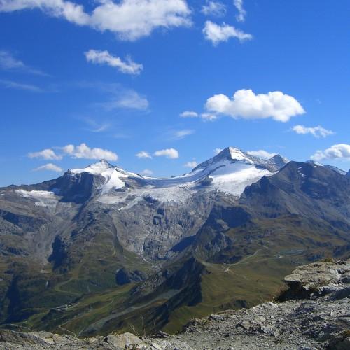 Hintertux - Gletscherblick