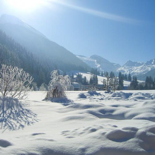 Winterurlaub in Tux