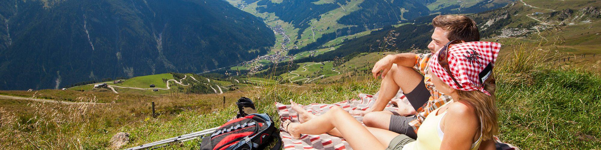 Sommerurlaub in Tux aus dem Archiv Tourismusverband Tux-Finkenberg