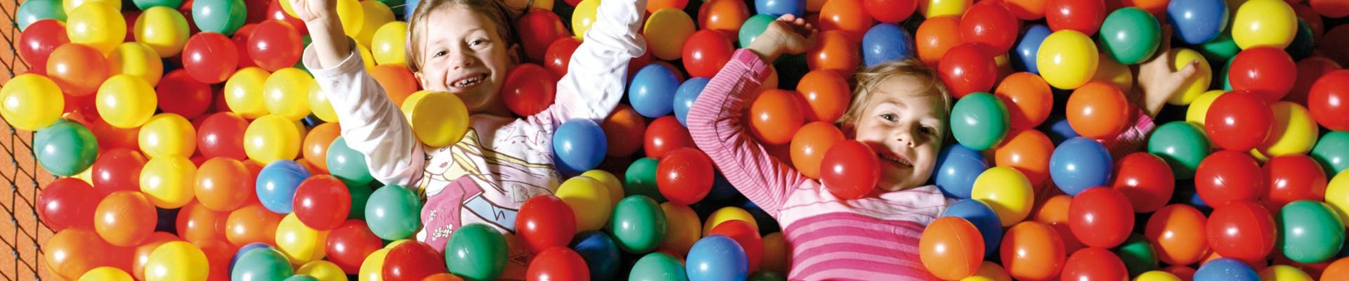 Kinder - Playarena Tux - Archiv Tourismusverband Tux-Finkenberg